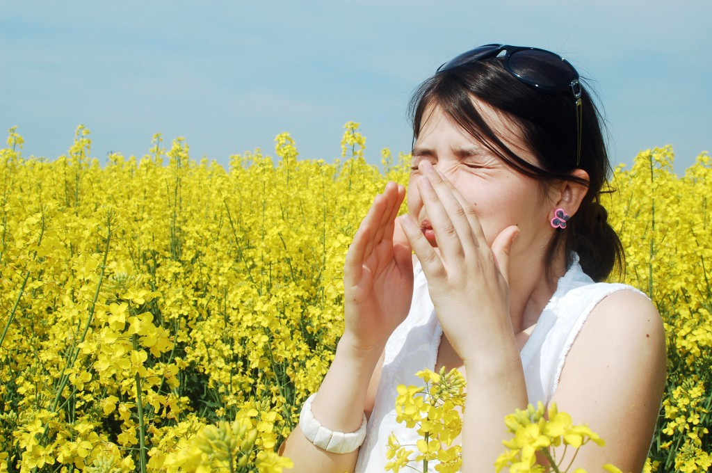 Справочник аллергических болезней