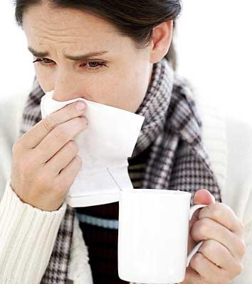 Простуда : признаки и методы лечения простуды