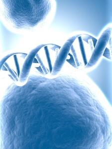 Изображение ДНК