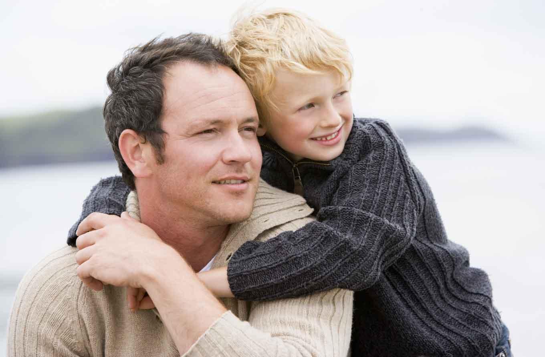 Прикольные картинки о любви к сыну